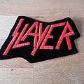 Slayer - Patch - Slayer - logo - shape patch