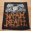 Napalm Death - From Enslavement To Obliteration - patch