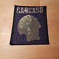 Carcass - vintage patch