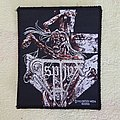 Asphyx - Crush The Cenotaph - vintage patch