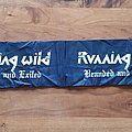 Running Wild - Other Collectable - Running wild - Branded And Exiled - scarf