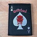 Motörhead - Patch - Motörhead - Ace Of Spades - patch