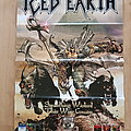 Iced Earth - Other Collectable - Iced Earth - Something Wicked This Way Comes - poster