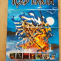Iced Earth - Other Collectable - Iced Earth - Alive In Athens - poster