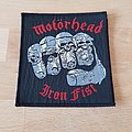 Motörhead - Patch - Motörhead - Iron Fist - patch