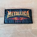 Metallica - Patch - Metallica - logo - patch