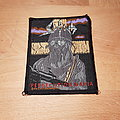 Sodom - Persecution Mania - vintage patch