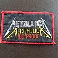 Metallica - Alcoholica - patch