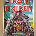 Iron Maiden - Other Collectable - Iron Maiden - Aces High - promo poster