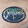 Obituary - logo - patch