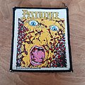 Pestilence - Consuming Impulse - vintage patch