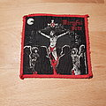 Mercyful Fate - Nuns Have No Fun - vintage red border patch