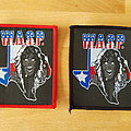 W.A.S.P. - Blind In Texas - 1985 first edition patches