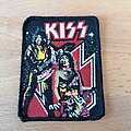 Kiss - Patch - Kiss - Band - patch