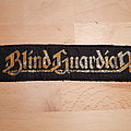 Blind Guardian - logo superstrip - vintage patch