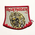 Iron Maiden - Patch - Iron Maiden - Killers - red border shape patch