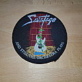 Savatage - And Still The Orchestra Plays - vintage patch