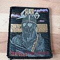 "Sodom - Patch - Sodom - Persecution Mania - ""golden helmet"" version patch"