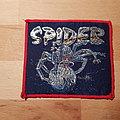Spider - Patch - Spider - Logo - patch