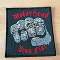 Motörhead - Patch - Motörhead - Iron Fist - patch
