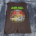 Overkill - TShirt or Longsleeve - Overkill - Under The Influence - Shirt