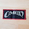 Omen - Patch - Omen - logo - patch