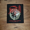 Death - Patch - Death - Individual Thought Patterns - vintage patch