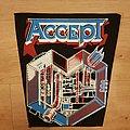 Accept - Metal Heart - Vintage BP Patch