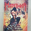 Manowar - Other Collectable - Manowar - Agony And Ecstasy - flag