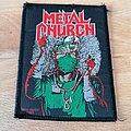 Metal Church - Patch - Metal Church - Fake Healer - patch