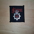 Saxon - Strong Arm Of The Law - vintage patch