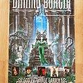 Dimmu Borgir - Other Collectable - Dimmu Borgir - Godless Savage Garden - poster