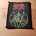 Morbid Angel - Patch - Morbid Angel - Blessed Are The Sick - patch