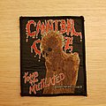 Cannibal Corpse - Tomb Of The Mutilated - vintage patch