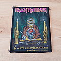 Iron Maiden - Seventh Son Of A Seventh Son - patch