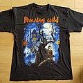 Running Wild - TShirt or Longsleeve - Running wild - Welcome to Black Hand Inn Tour 94 - T-Shirt