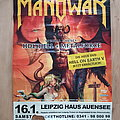 Manowar - Other Collectable - Manowar - Death To Infidels World Tour 2010 - poster