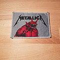 Metallica - Jump In The Fire - vintage patch