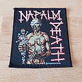 Napalm Death - Patch - Napalm Death - Utopia Banished - patch