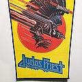 Judas Priest - Patch - Judas Priest - Screaming For Vengeance - backpatch