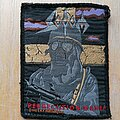 "Sodom - Patch - Sodom - Persecution Mania - ""golden helmet"" version patch"