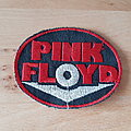 Pink Floyd - 70s logo - patch