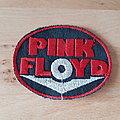 Pink Floyd - Patch - Pink Floyd - 70s logo - patch