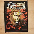Ozzy Osbourne - Patch - Ozzy Osbourne - Priest - Monowise/Razamataz backpatch