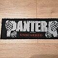 Pantera - Patch - Pantera - Unscarred - superstrip patch