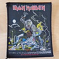 Iron Maiden - No Prayer On The Road - patch