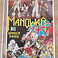 Manowar - Other Collectable - Manowar - Sign Of The Hammer World Tour - poster