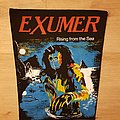 Exumer - Rising From The Sea - vintage backpatch