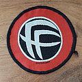 Fear Factory - logo - patch