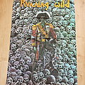 Running Wild - Other Collectable - Running wild - Pile Of Skulls - flag